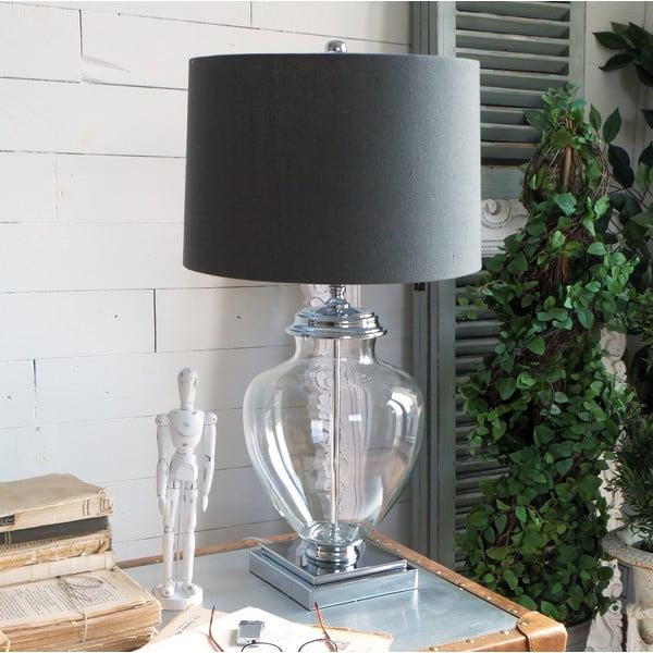 Stolní lampa Park Grey
