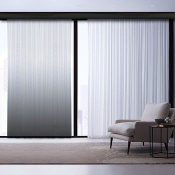Perdea Curtain Latta 140 x 260 cm gri