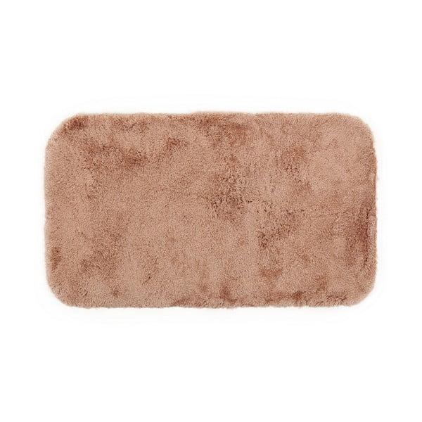 Brązowy dywanik łazienkowy Cindy
