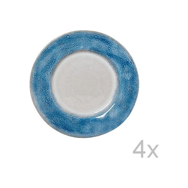 Set talířů Falassarna, 23 cm (4 ks)