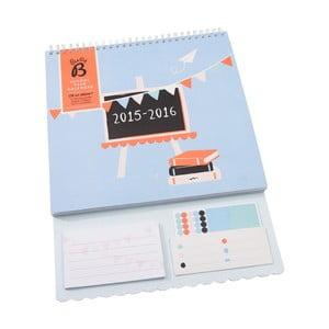 Kalendář School Year 2015/16