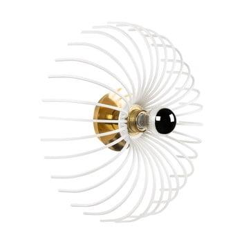 Aplică Opviq lights Aspendos, ø 36 cm, alb imagine