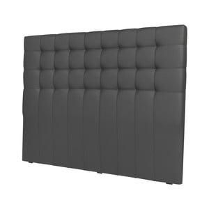 Tăblie pat Cosmopolitan design Torino, lățime202cm, gri