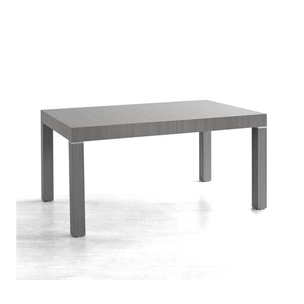 Rozkládací jídelní stůl Icon, šedý