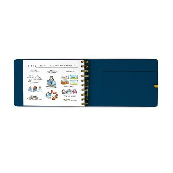 Zápisník na cesty To Go