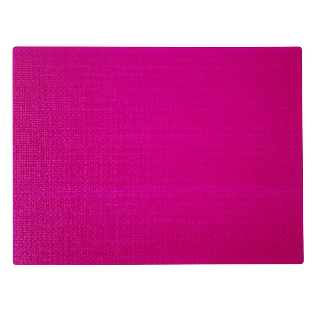 Purpurově růžové prostírání Saleen Coolorista, 45 x 32,5 cm