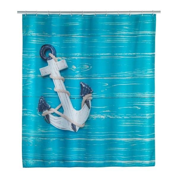 Perdea duș Wenko Aboard, 180 x 200 cm
