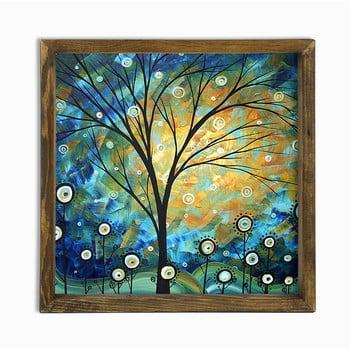 Tablou Autumn Vibe, 34 x 34 cm