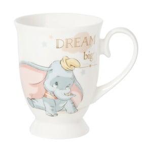 Keramický hrnek Disney Magical Beginnings Dumbo Dream Big, 284 ml