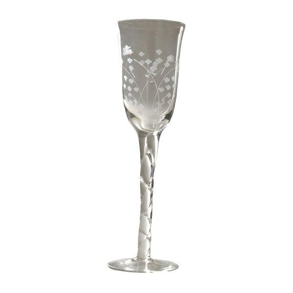 Sklenička na šampaňské Antic Line Nature, výška 23cm