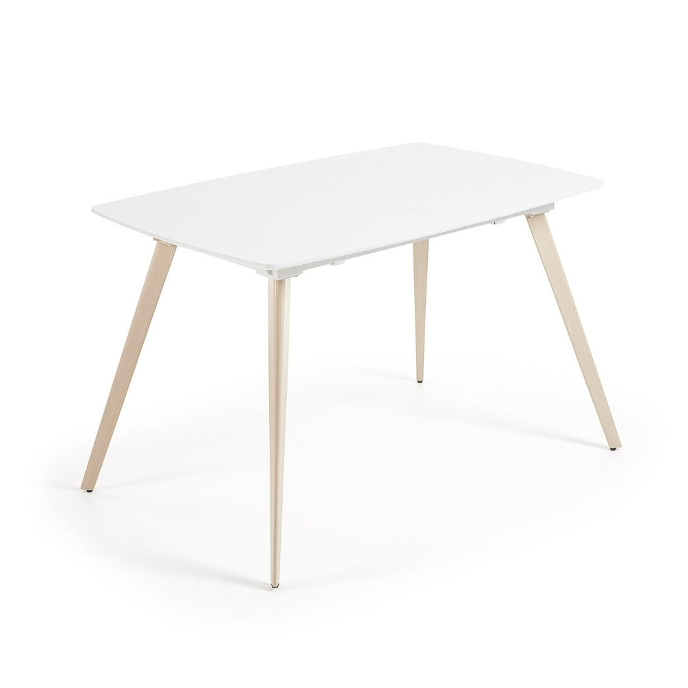 Rozkládací jídelní stůl La Forma Smart, délka 120-160 cm