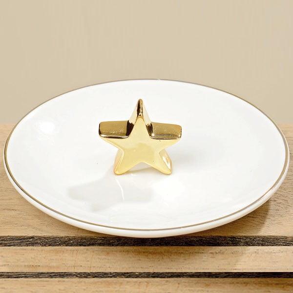 Podnos s hvězdou Boltze Star