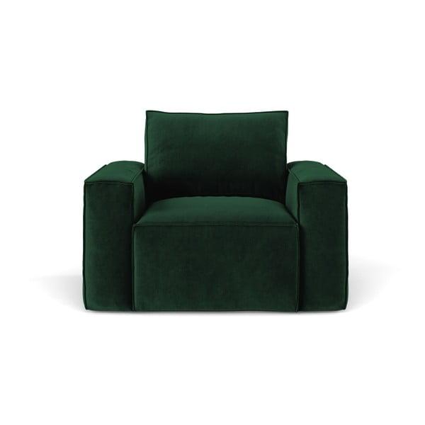 Zelené křeslo Cosmopolitan Design Florida