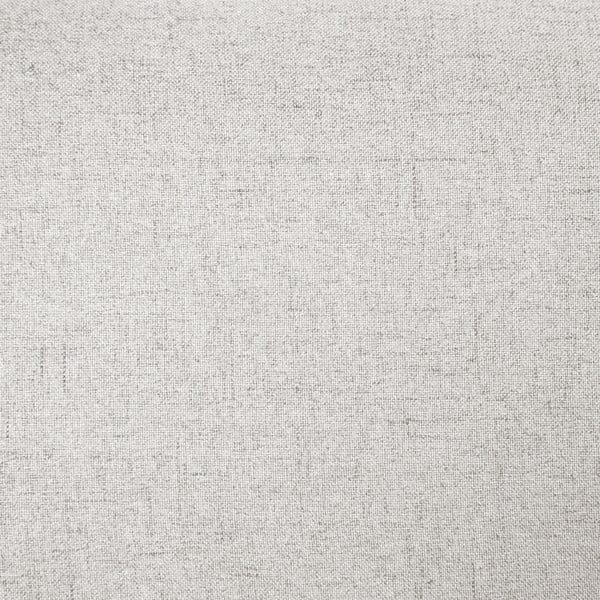 Světle šedá pohovka Vivonita Lovis, pravý roh