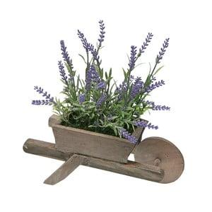 Květináč s umělou rostlinou Versa Lavender