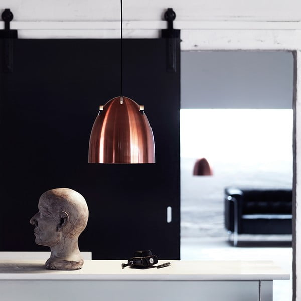 Závěsné svítidlo Bell+ 30 Copper