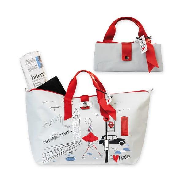 Skládací nákupní taška UK