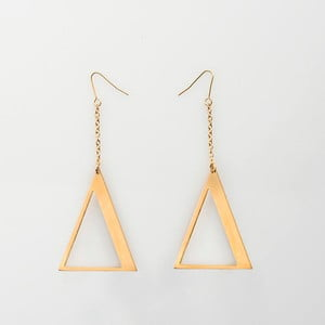 Náušnice Democracy Gold z kolekce Geometry