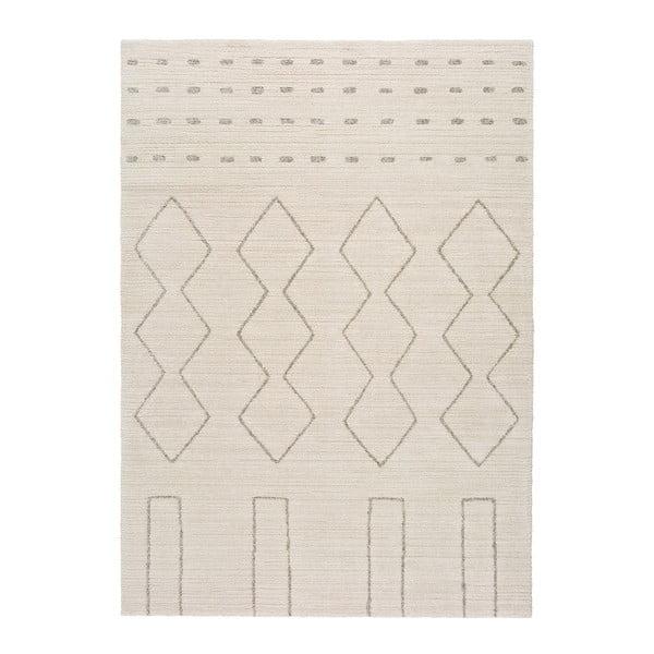 Béžový koberec Universal Diwali George, 160x230cm