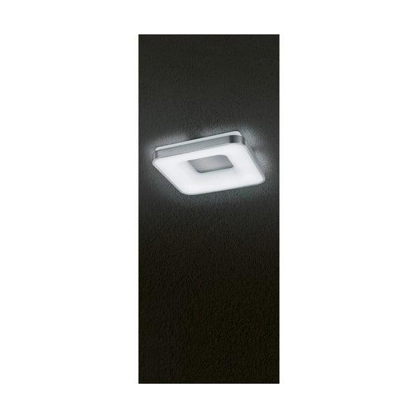 Plafonieră pătrată cu LED și control prin telecomandă Trio Hokkaido
