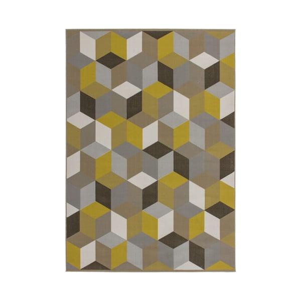 Koberec Stella 600 Yellow, 120x170 cm