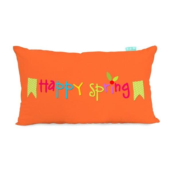 Povlak na polštář Little W Happy Spring, 50 x 30 cm