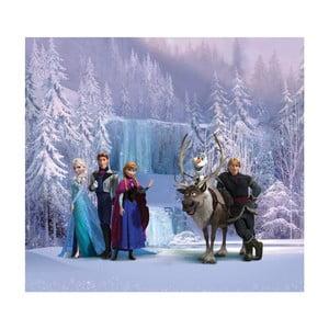 Foto závěs AG Design Frozen Ledové Království II, 160x180cm