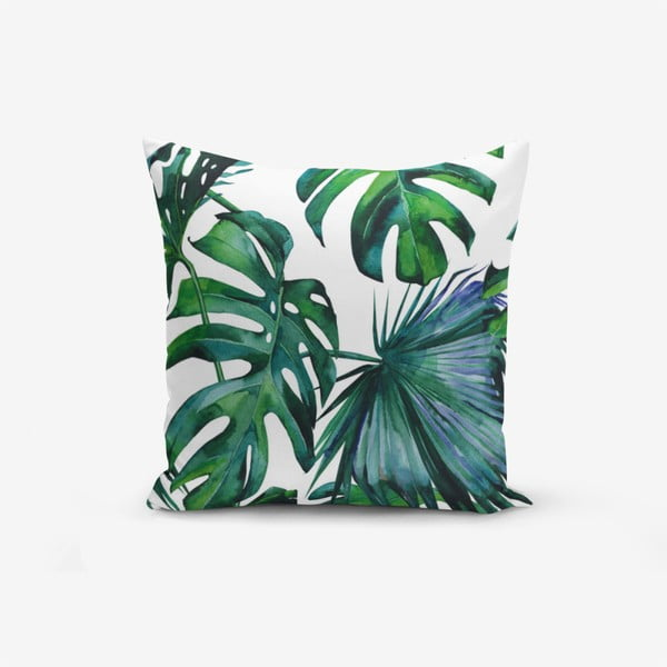 Față de pernă Minimalist Cushion Covers Exotic, 45 x 45 cm