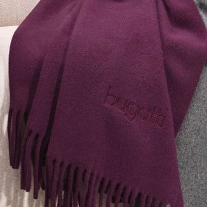 Deka Ibena Bugatti Purple Wool