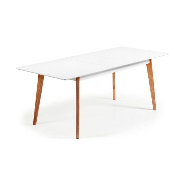 Meet bővíthető étkezőasztal, hosszúság 160-200 cm - La Forma