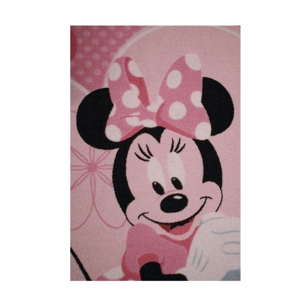 Dětský koberec Minie Hello 95x133 cm
