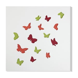 Nástěnná dekorace C-tru Butterflies