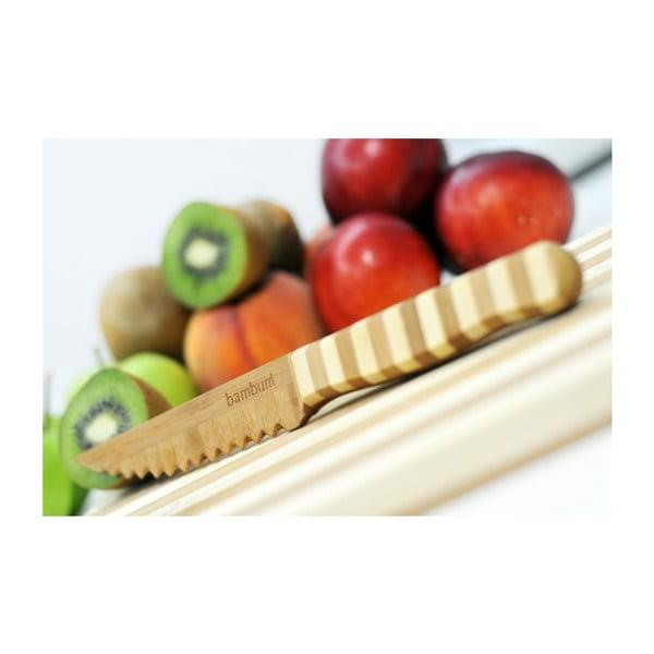 Cuțit bambus pentru fructe și legume Bambum