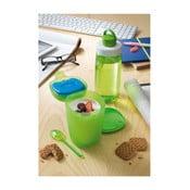 Set prânz cu lingură și sticlă Snips Ice Box
