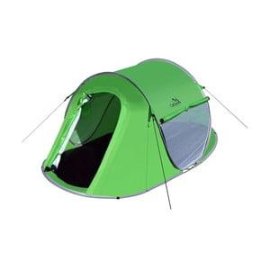 Zelený stan pro 2 osoby Cattara Bovec