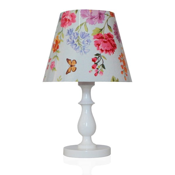 Stolní lampa Rozkvetlá louka