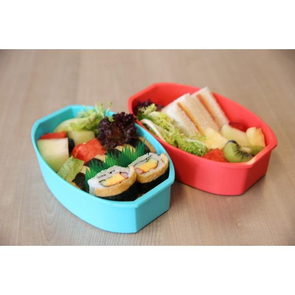 Svačinová krabička Bento G.Lunch Gum Pink