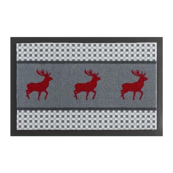 Rohožka Zala Living Hirsch Deer, 40×60 cm