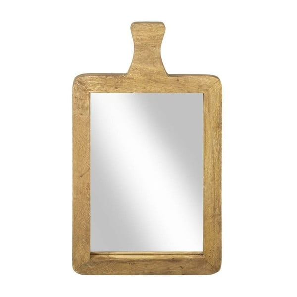 Zrcadlo Parlane Natural, 25x45 cm