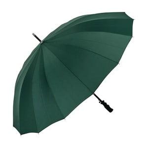 Zelený holový deštník Von Lilienfeld Cleo XXL