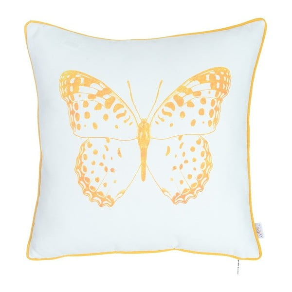 Poszewka na poduszkę Apolena Butterfly, 43x43cm