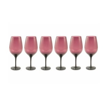 Set 6 pahare Villa d'Este Happy Hour, violet imagine