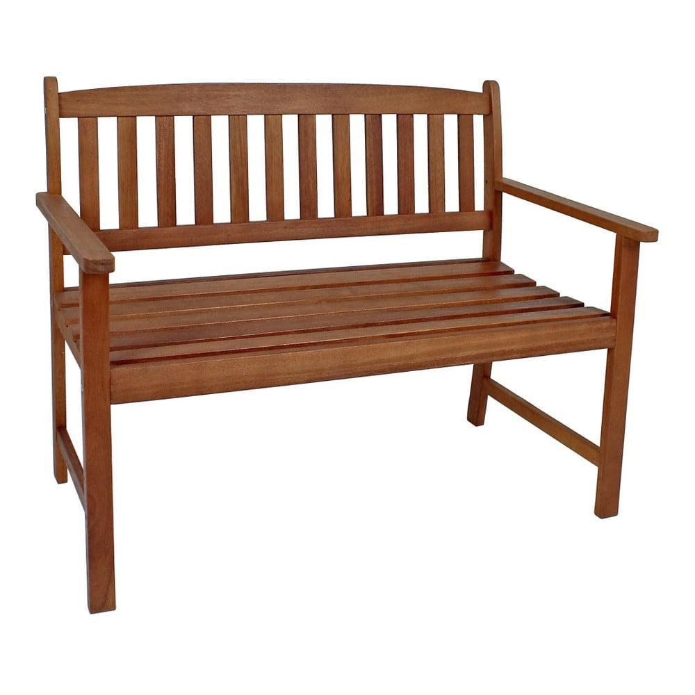Zahradní lavice z eukalyptového dřeva ADDU