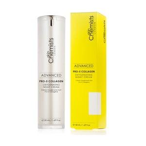 Okysličující noční krém s kolagenem Skin Chemists Pro, 50 ml
