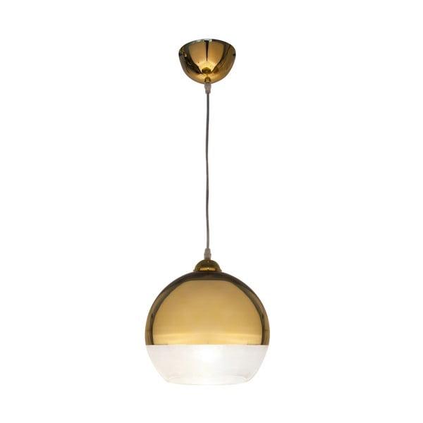 Závěsné svítidlo Scan Lamps Lux Gold, ⌀25 cm