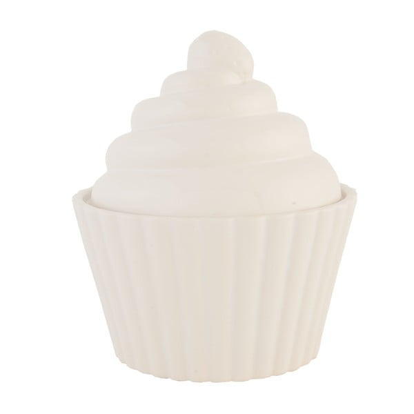 Keramická dóza Cupcake, 18x21 cm