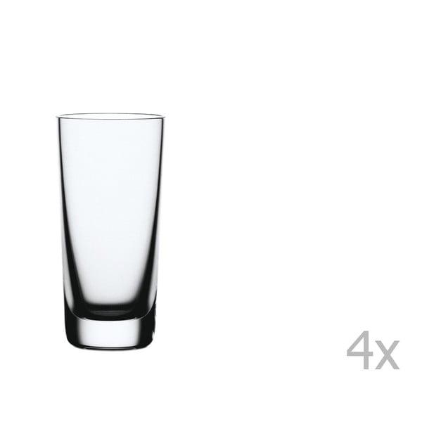 Sada 4 panáků z křišťálového skla Nachtmann Vivendi Premium Shot Set, 55 ml