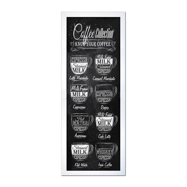 Obraz Styler Modernpik Coffee Coll, 24 x 68 cm