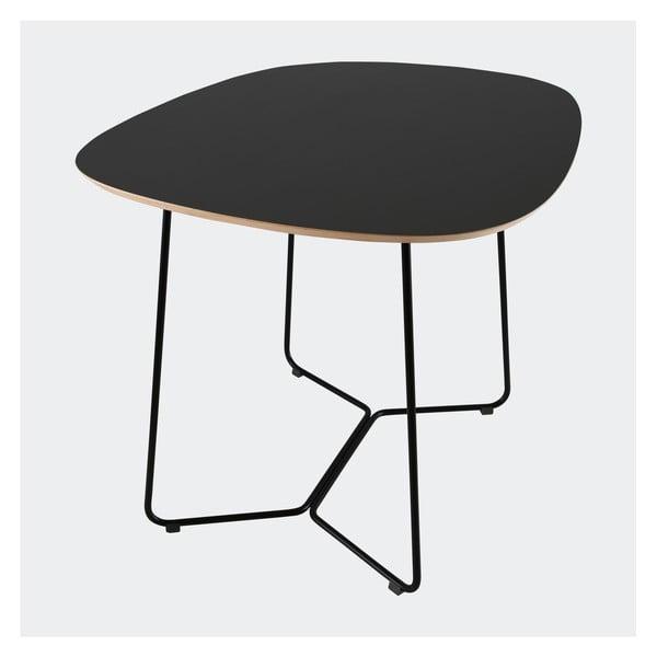 Stůl Maple menší, černý