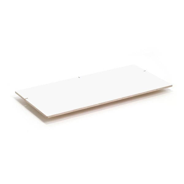 Deska stolu Studio - bílá, 130x60 cm